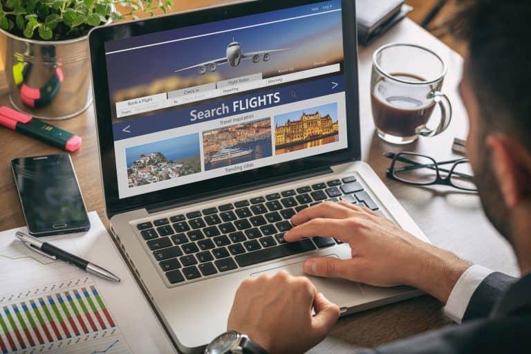 חיפוש טיסות ברשת